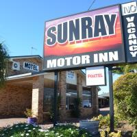 Hotel Pictures: Sunray Motor Inn, Toowoomba