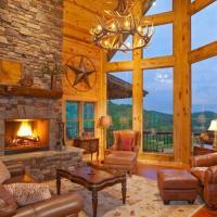 Zdjęcia hotelu: Outlaw Ridge Five-Bedroom Villa, Blue Ridge
