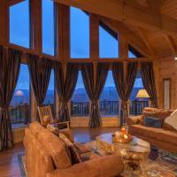 Zdjęcia hotelu: Sky High Lodge Four-Bedroom Villa, Blue Ridge