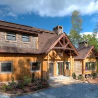 Zdjęcia hotelu: A Mayfly Lodge & Treehouse Two-Bedroom Villa, Blue Ridge