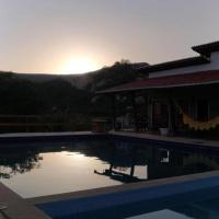 Hotel Pictures: Chácara Toca da Onça, Baixio