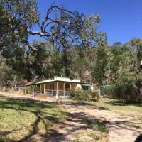 Hotelbilleder: Cooks Gap Cottage, Home Rule