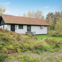 Fotos do Hotel: Two-Bedroom Holiday Home in Hals, Hals