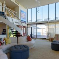 Hotellikuvia: Penthouse at Sunchase IV Condo, South Padre Island