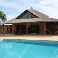 ホテル写真: Villa de Rose, Nianing Boro