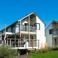Fotografie hotelů: Golden Lakes Village - Type 3 chambres maximum 6 personnes avec sauna, Boussu-lez-Walcourt