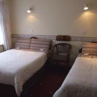 Double and Single Bed Room