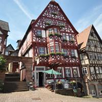 Hotelbilleder: Schmuckkästchen-Hotel & Café, Miltenberg