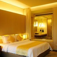 Zdjęcia hotelu: Sweetome Boutique Condo Hotel Yurun Chentral Residence, Nanjing