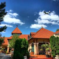 ホテル写真: Családi Panzió, Balatonkeresztúr