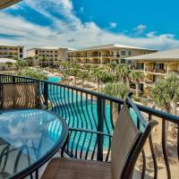 Hotelbilder: Top Floor E304 three bedroom, three bath, NEW bunk room, pools, hot tub, gym!, Santa Rosa Beach