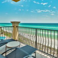 ホテル写真: Top floor gulf front A401 four bedrooms, THREE KINGS and TWO QUEENS BEDS!, Santa Rosa Beach