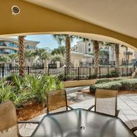 Hotelbilleder: G104 Ground floor, Pool front Adagio with bunk, new flooring, steps to beach!, Santa Rosa Beach