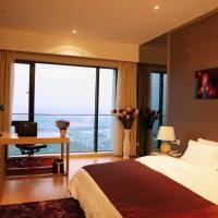 Zdjęcia hotelu: Checkinn International Apartment (GuangZhou PaZhou Poly World Trade Branch), Kanton
