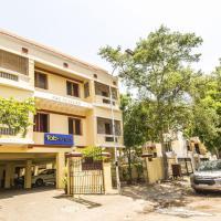 ホテル写真: FabHotel Shyleeniwas Kodambakkam II, チェンナイ
