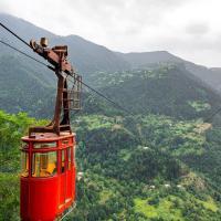 Hotellikuvia: Camping experience Khulo, T'ago
