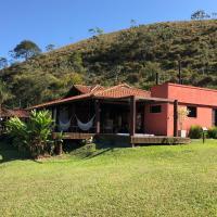Hotel Pictures: Linda casa de frente para a Bocaina, São José do Barreiro
