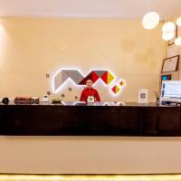 Zdjęcia hotelu: Borrman Hotel Zhangzhou Bus Station Branch, Zhangzhou