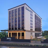 Fotografie hotelů: Radisson Mumbai Andheri MIDC, Bombaj