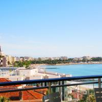 Prestige One-Bedroom Apartment with Sea View