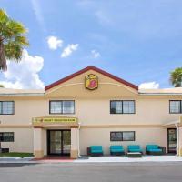 Zdjęcia hotelu: Super 8 by Wyndham Orlando International Drive, Orlando