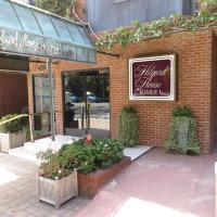 Hilgard House Westwood Village