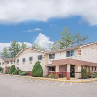 Zdjęcia hotelu: Super 8 by Wyndham Queensbury Glens Falls, Glens Falls