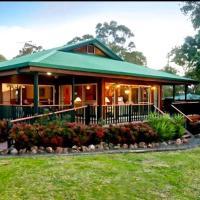 Hotellikuvia: Valley View Luxury Retreat, Vacy