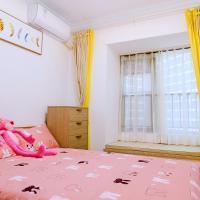 Foto Hotel: Yuelu Mountain/Near Orange Isle/ River View Apartment, Changsha