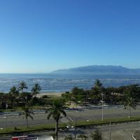 Hotel Pictures: Apartamento de frente para o Mar, Caraguatatuba