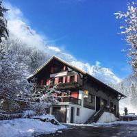 Hotel Pictures: Guest House du Grand Paradis, Champéry