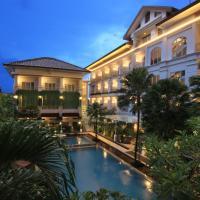 Zdjęcia hotelu: Gallery Prawirotaman Hotel, Yogyakarta