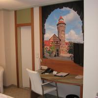 Hotellikuvia: Hotel Cristal, Nürnberg