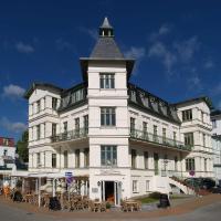 Fotografie hotelů: Villa Frohsinn_Wohnung 09, Bansin