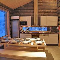Four-Bedroom Chalet with Sauna