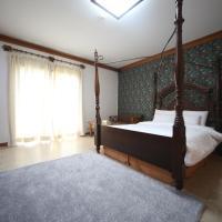 酒店图片: 수안보호텔스크린, 忠州市