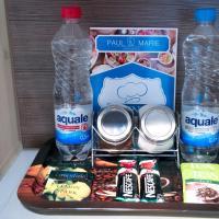 Zdjęcia hotelu: PaulMarie Apartments on Zaslonova 74, Soligorsk