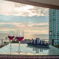 Hotellbilder: Ocean Front Grand Venetian Condo 1 Bedroom Condo, Puerto Vallarta