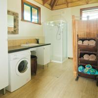 Deluxe Two-Bedroom Bungalow with Ocean View