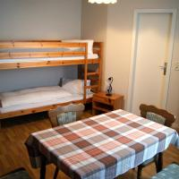 Family Room (4 Persons) 1double/1 bunk bed