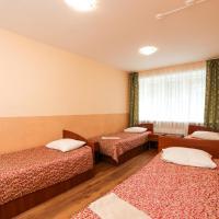 Zdjęcia hotelu: Hotel of Gymnastic health facilities of FPB, Zhdanovichi