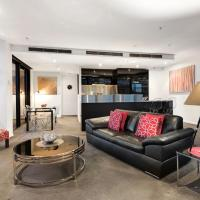 Zdjęcia hotelu: Docklands Executive Apartments - Melbourne, Melbourne