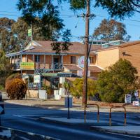 Hotel Pictures: Aussie Settler Motel, Queanbeyan