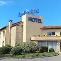 Hotel Pictures: Hôtel Balladins Villefranche-de-Rouergue, Villefranche-de-Rouergue