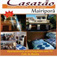 Hotel Pictures: Pousada Casarão Mairiporã, Mairiporã