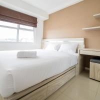 Zdjęcia hotelu: Modern 1BR Apartment Near Cihampelas at Parahyangan Residence By Travelio, Bandung
