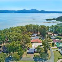 酒店图片: Lakeview 1 Seltin Glen West Haven NSW 2443, Laurieton
