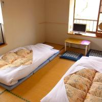 Japanese-Style Standard Twin Room