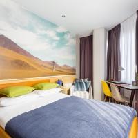 Zdjęcia hotelu: VISIONAPARTMENTS Frankfurt Gutleutstrasse, Frankfurt nad Menem