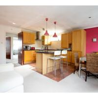Zdjęcia hotelu: Sunny Summertown Apartment for 3 with Parking, Oksford